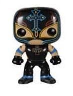 Rey Mysterio Black