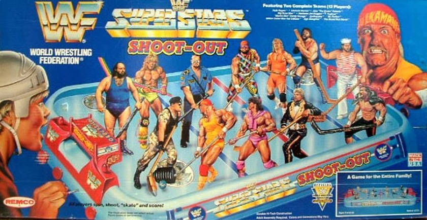 wwf-superstars-shoot-out-hockey-tabletop-game-front-of-package
